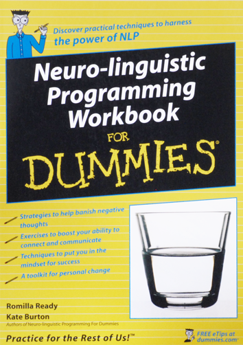 NLP For Dummies Workbook Amazon Link